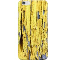 it was all yellow iPhone Case/Skin