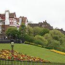 Ramsay Gardens, Edinburgh by BronReid