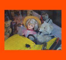 Antique Teddy Bear Got Company Kids Clothes