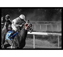 Race Series #11 Photographic Print