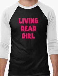 Living Dead Girl Men's Baseball ¾ T-Shirt