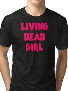 Living Dead Girl Tri-blend T-Shirt