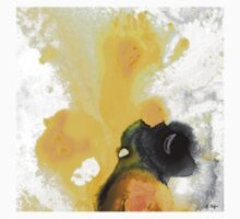 Yellow Orange Abstract Art - The Dreamer - By Sharon Cummings Kids Clothes