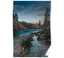 South Fork, Payette River, Idaho Poster