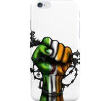 Irish Fist Sticker/ Tee iPhone Case/Skin