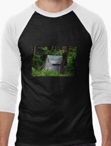 Forgotten in the Woods Men's Baseball ¾ T-Shirt