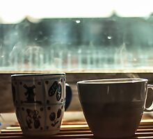 Dutch Tea and Coffee Cups by luimendes