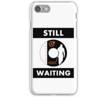 HL3 - Still Waiting iPhone Case/Skin