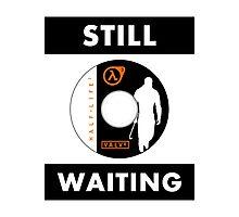HL3 - Still Waiting Photographic Print