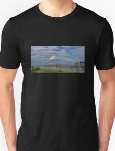 Kings Park Bluff (Panorama) Unisex T-Shirt