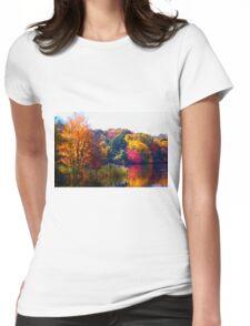 Seasonal Show Womens Fitted T-Shirt