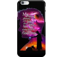 My Home Planet - Colour iPhone Case/Skin