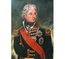 Lord Nelson Photographic Print