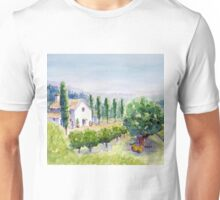 French vineyard Unisex T-Shirt