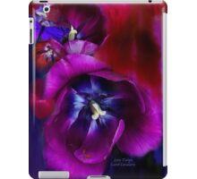 Love Tulips iPad Case/Skin