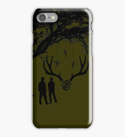 Detective #2 iPhone Case/Skin