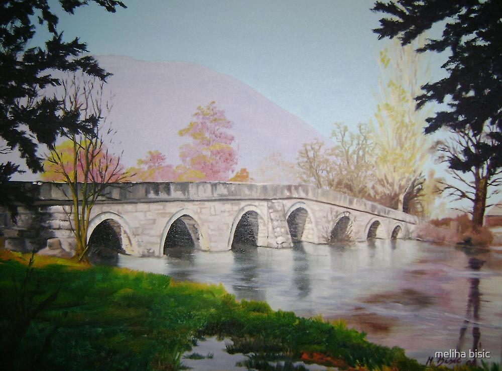 Roman Bridge,Ilidza,Sarajevo by meliha bisic