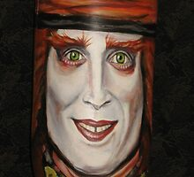 Buoyant Mad Hatter by m catherine doherty