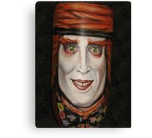 Buoyant Mad Hatter Canvas Print