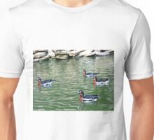 Where The Old Flotilla Lay Unisex T-Shirt