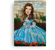 Amy-lee Canvas Print