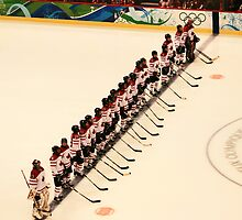 The Lineup - Women's Olympic Hockey by smw24