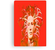 Red Scorpion Canvas Print