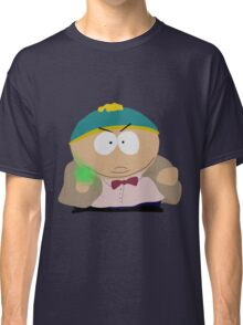 Doctor Who / South Park crossover Classic T-Shirt