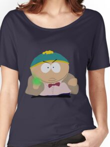 Doctor Who / South Park crossover Women's Relaxed Fit T-Shirt