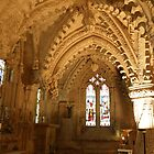 Rosslyn Chapel Edinburgh by AmSinclair