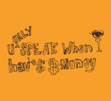 You Only Speak by Wesley Clark
