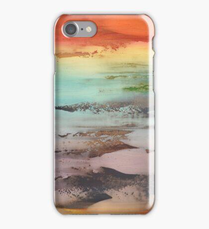 Partir à la rencontre de cet amour imaginaire iPhone Case/Skin