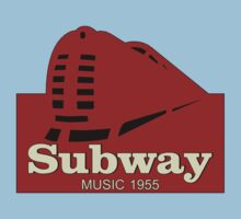 Subway Music 1955 Baby Tee