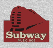 Subway Music 1955 Kids Clothes