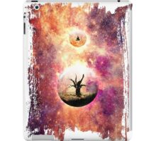 Death is the road to awe iPad Case/Skin