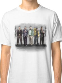 Breaking Bad/ The Usual Suspects (colour) Classic T-Shirt