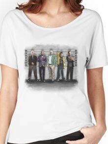 Breaking Bad/ The Usual Suspects (colour) Women's Relaxed Fit T-Shirt