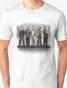 Breaking Bad/ The Usual Suspects (colour) T-Shirt