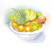 Fruitbowl by Carl Conway