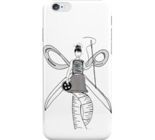 Sewing Angel iPhone Case/Skin