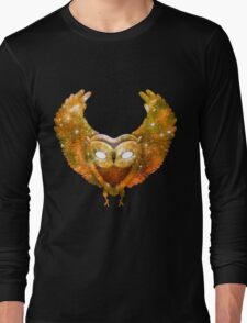 Cosmic Owl Long Sleeve T-Shirt