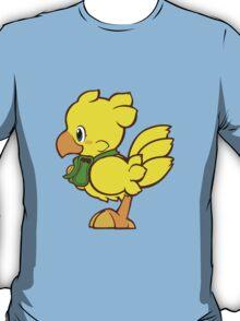 Cute Chocobo Final Fantasy Funny T-Shirt