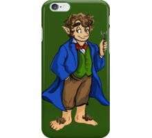 I Am A Baggins of Gallifrey! iPhone Case/Skin