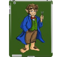 I Am A Baggins of Gallifrey! iPad Case/Skin