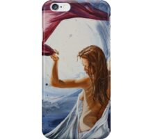 The Winds of Change iPhone Case/Skin