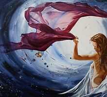 The Winds of Change by Laurie Curtin