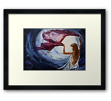 The Winds of Change Framed Print