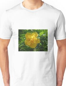 Yellow Flower Unisex T-Shirt