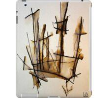 MASTS SERIES. No. 6 iPad Case/Skin