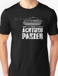 ACHTUNG PANZER - KINGTIGER Unisex T-Shirt